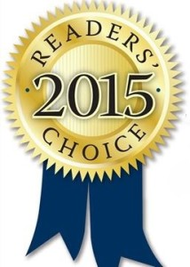 205 Reader's Choice Award